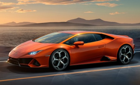 2019 Lamborghini Huracán EVO Side Wallpapers 450x275 (99)