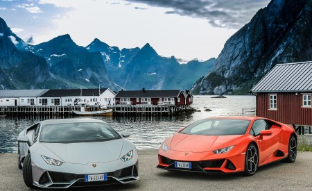 2019 Lamborghini Huracán EVO Wallpapers 450x275 (17)
