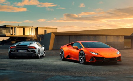2019 Lamborghini Huracán EVO Wallpapers 450x275 (81)