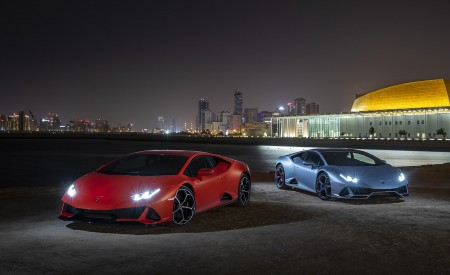 2019 Lamborghini Huracán EVO Wallpapers 450x275 (69)
