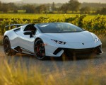 2019 Lamborghini Huracán Performante Spyder Front Three-Quarter Wallpapers 150x120 (48)