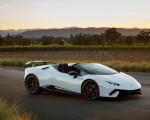 2019 Lamborghini Huracán Performante Spyder Front Three-Quarter Wallpapers 150x120 (38)