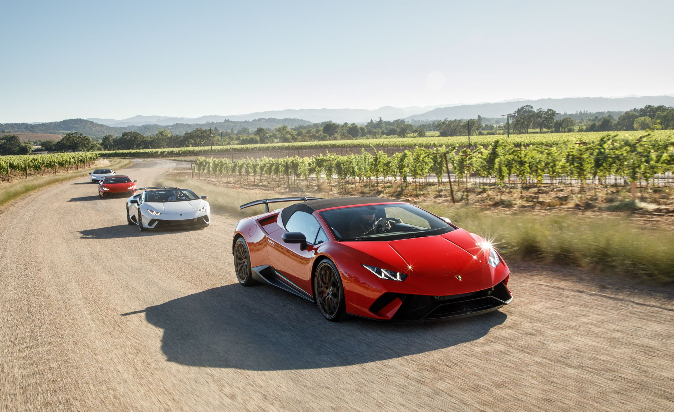 2019 Lamborghini Huracán Performante Spyder Front Three-Quarter Wallpapers (2)