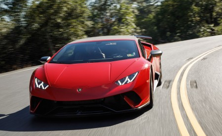 2019 Lamborghini Huracán Performante Spyder Wallpapers HD