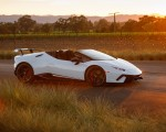 2019 Lamborghini Huracán Performante Spyder Front Three-Quarter Wallpapers 150x120 (37)