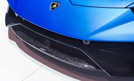 2019 Lamborghini Huracán Performante Spyder Grill Wallpapers 450x275 (91)