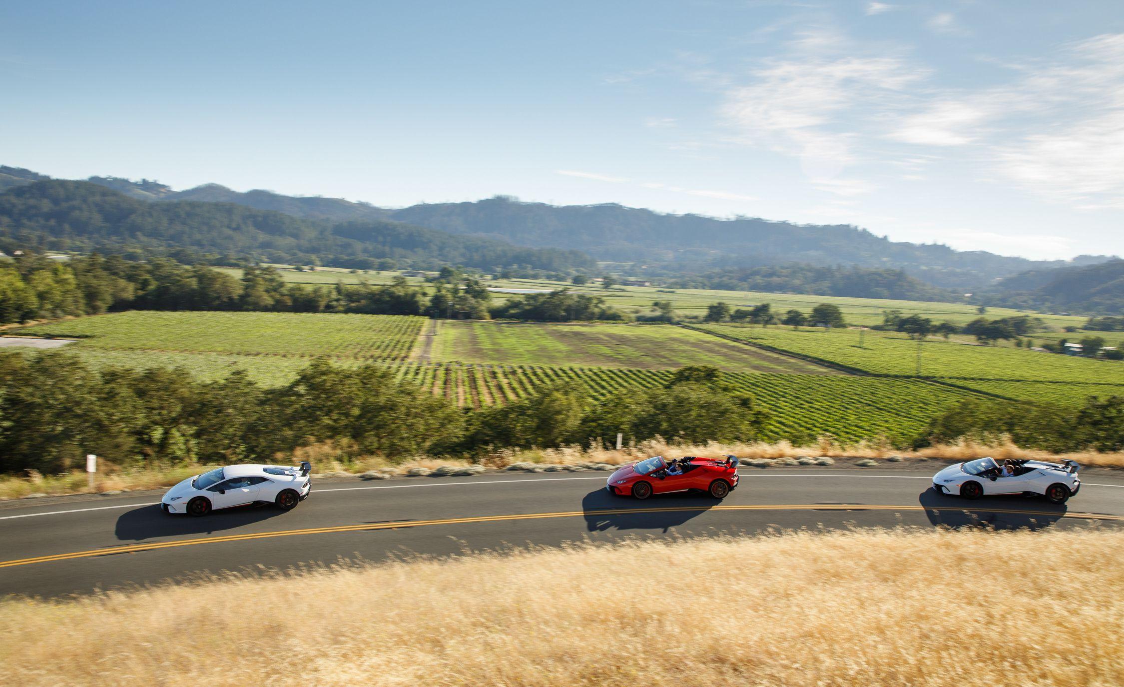 2019 Lamborghini Huracán Performante Spyder Side Wallpapers (15)