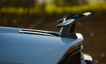 2019 Lamborghini Huracán Performante Spyder Spoiler Wallpapers 450x275 (49)