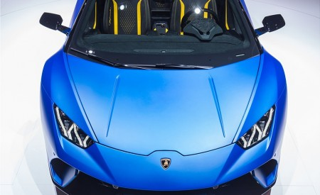 2019 Lamborghini Huracán Performante Spyder Top Wallpapers 450x275 (86)