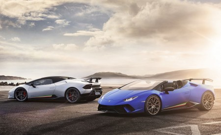 2019 Lamborghini Huracán Performante Spyder Wallpapers 450x275 (57)