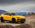 2019 Lamborghini Urus Front Three-Quarter Wallpaper 150x120 (13)