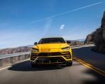 2019 Lamborghini Urus Front Wallpapers 150x120 (2)