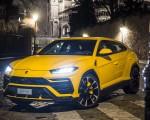 2019 Lamborghini Urus Front Three-Quarter Wallpaper 150x120 (42)