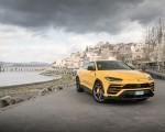 2019 Lamborghini Urus Front Wallpapers 150x120 (17)