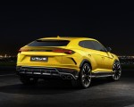 2019 Lamborghini Urus Rear Three-Quarter Wallpaper 150x120 (33)