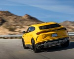 2019 Lamborghini Urus Rear Three-Quarter Wallpaper 150x120 (4)