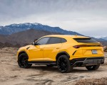 2019 Lamborghini Urus Rear Three-Quarter Wallpaper 150x120 (18)