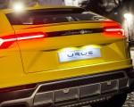 2019 Lamborghini Urus Rear Wallpaper 150x120 (47)