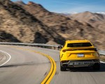 2019 Lamborghini Urus Rear Wallpaper 150x120 (10)