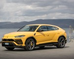 2019 Lamborghini Urus Side Wallpaper 150x120 (20)