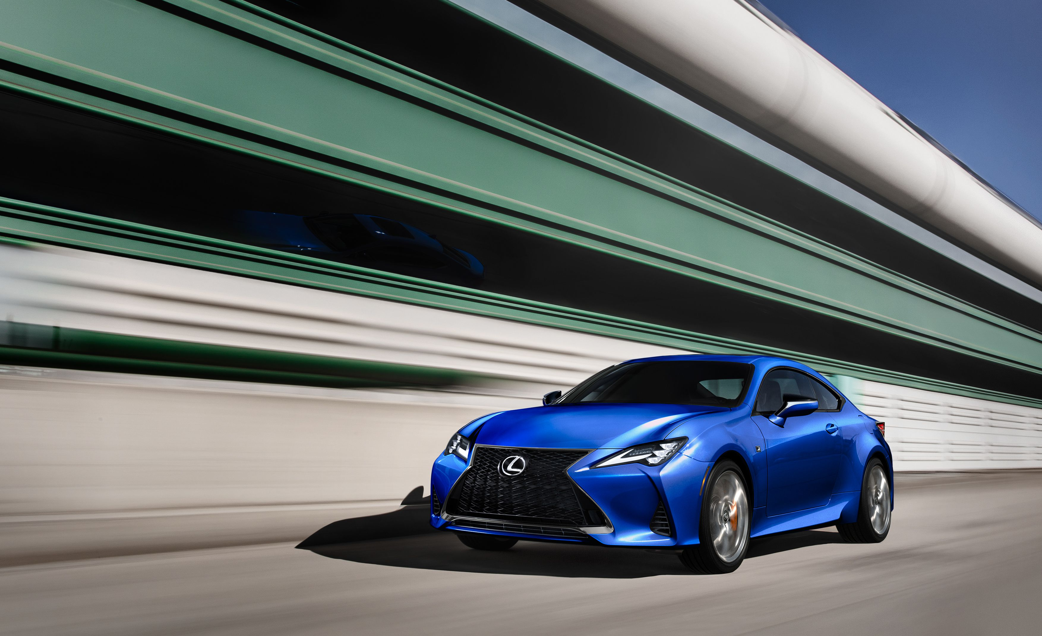 2019 Lexus RC Front Three-Quarter Wallpapers (7)