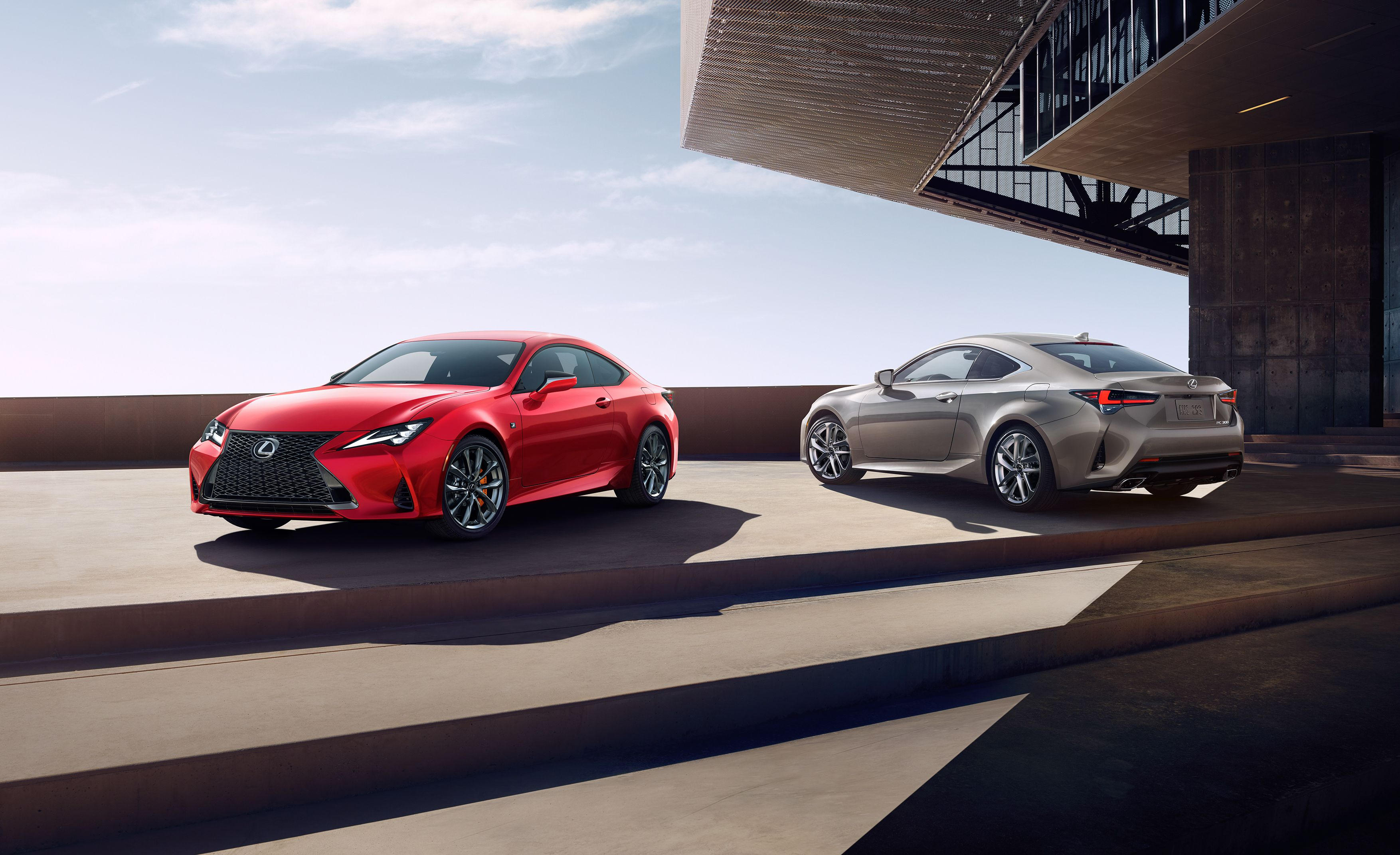 2019 Lexus RC Front Three-Quarter Wallpapers (8)