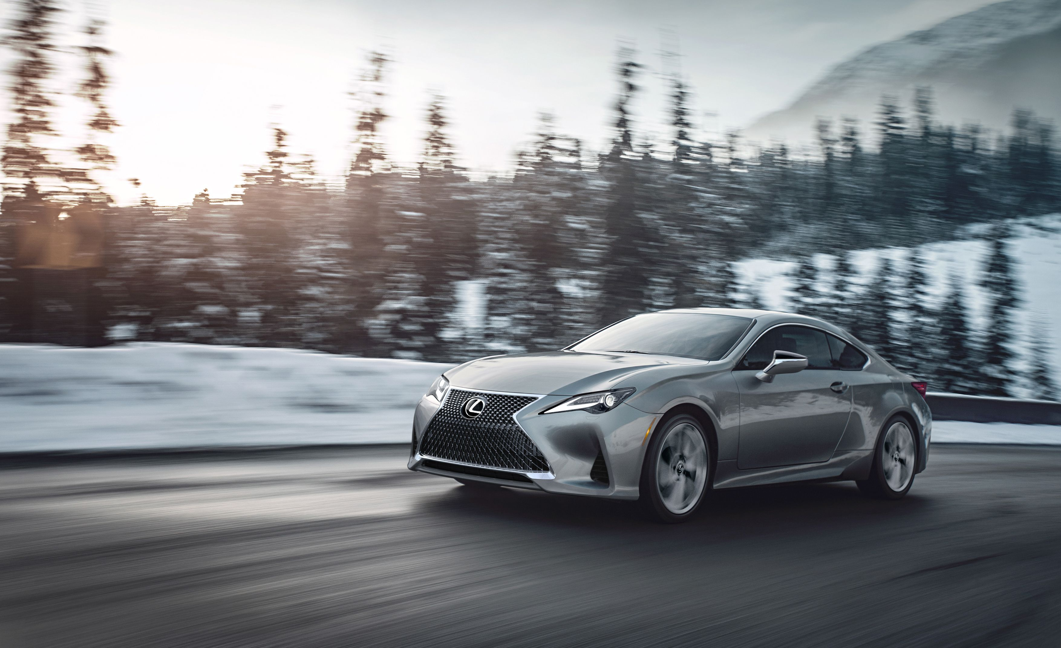 2019 Lexus RC Front Three-Quarter Wallpapers (9)