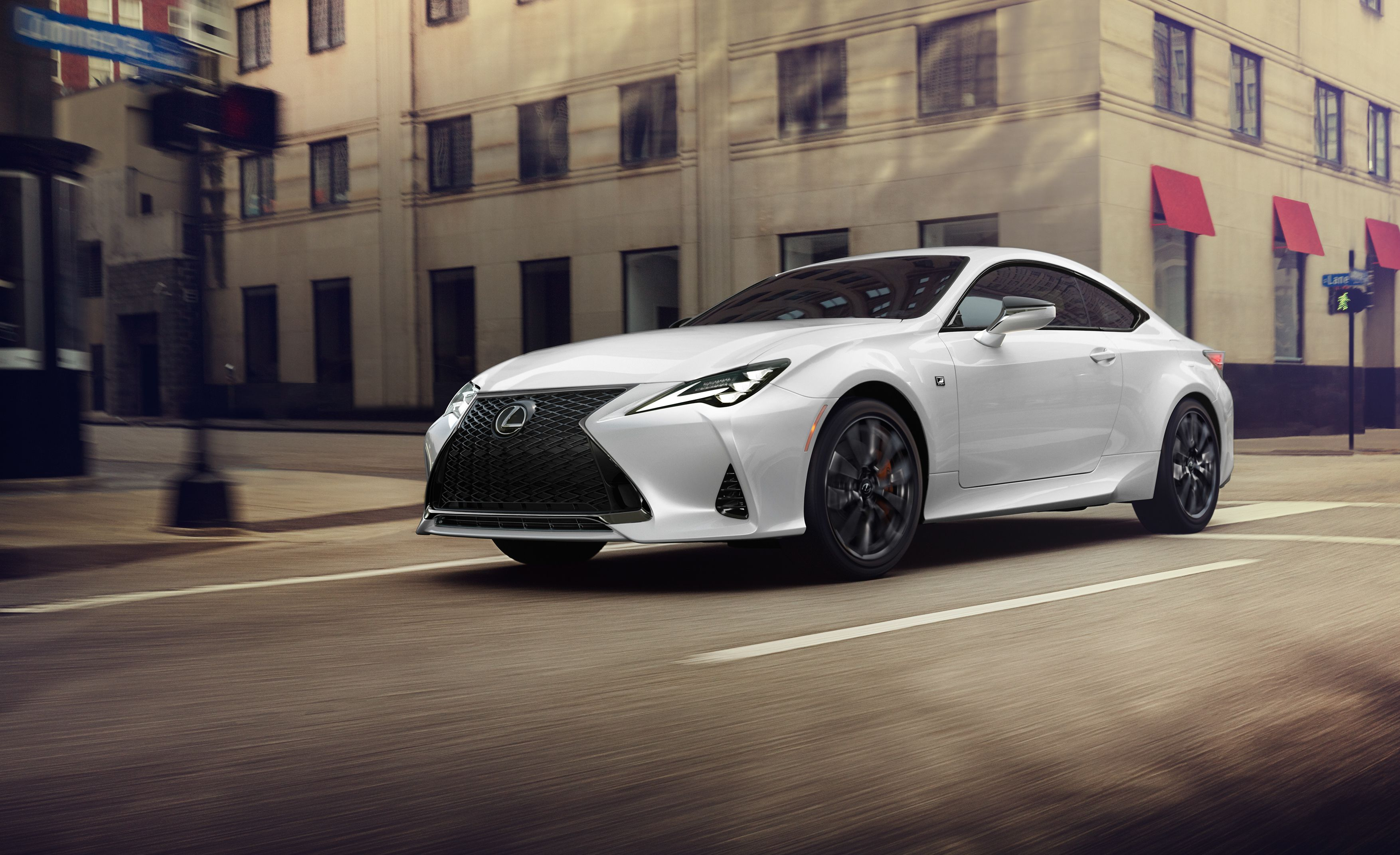 2019 Lexus RC Front Three-Quarter Wallpapers (10)