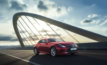 2019 Lexus RC Wallpapers HD