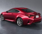 2019 Lexus RC Rear Three-Quarter Wallpapers 150x120 (27)