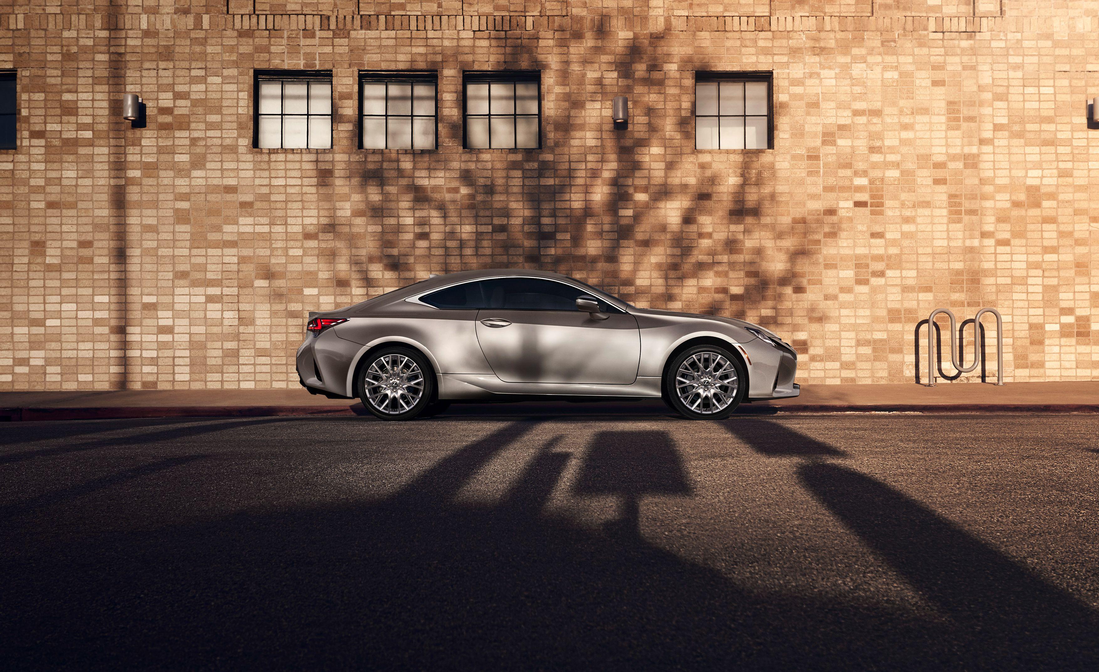 2019 Lexus RC Side Wallpapers (12)