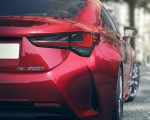 2019 Lexus RC Tail Light Wallpapers 150x120 (6)