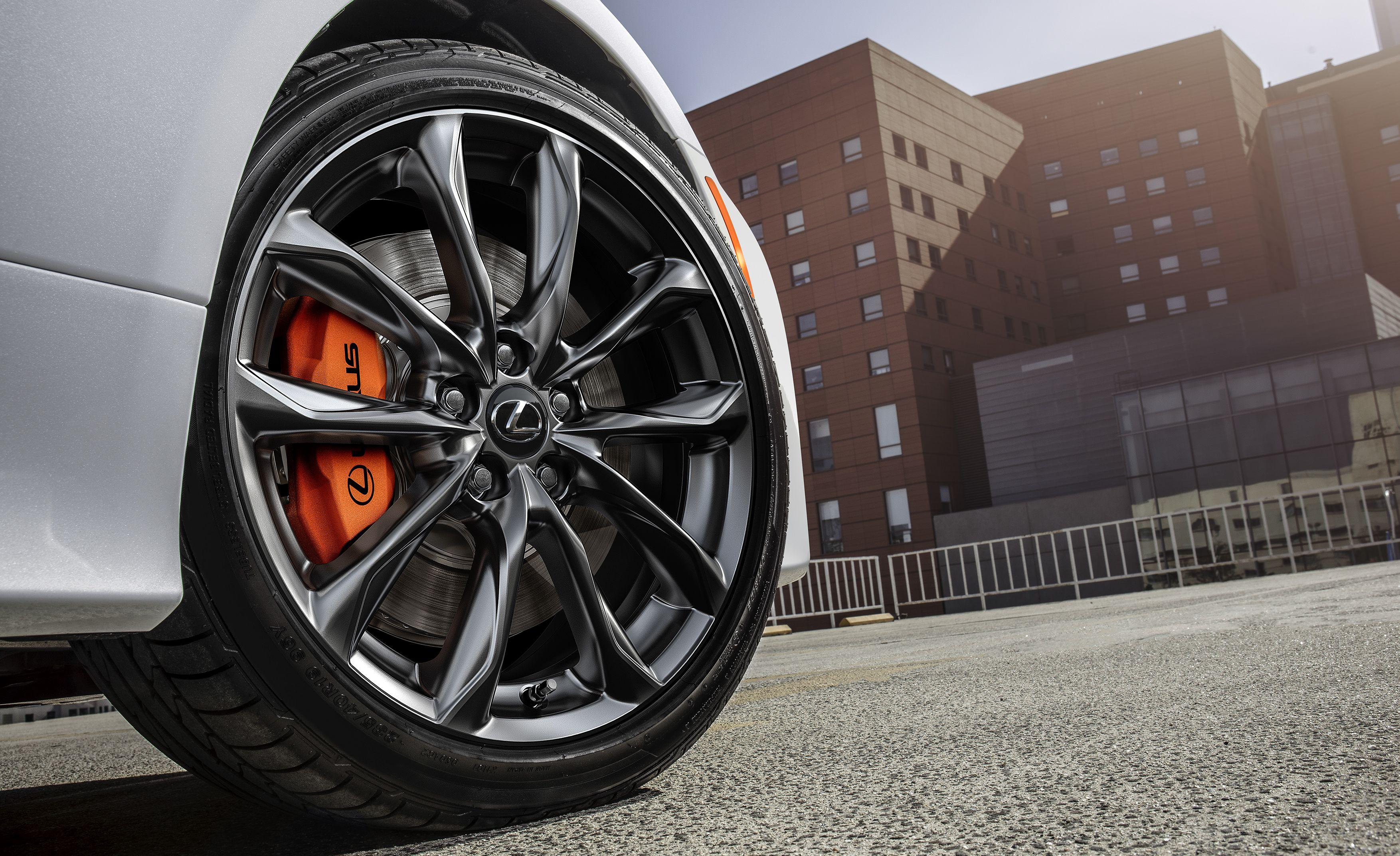 2019 Lexus RC Wheel Wallpapers (14)
