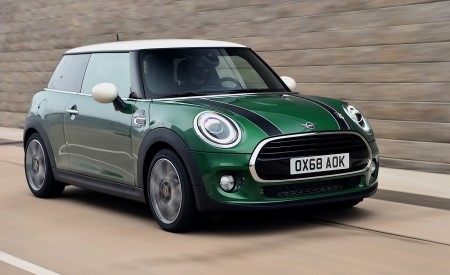 2019 MINI Cooper 60 Years Edition Wallpapers HD