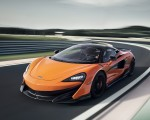 2019 McLaren 600LT Coupé Front Three-Quarter Wallpapers 150x120 (23)