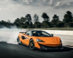 2019 McLaren 600LT Coupé Front Three-Quarter Wallpapers 150x120 (19)