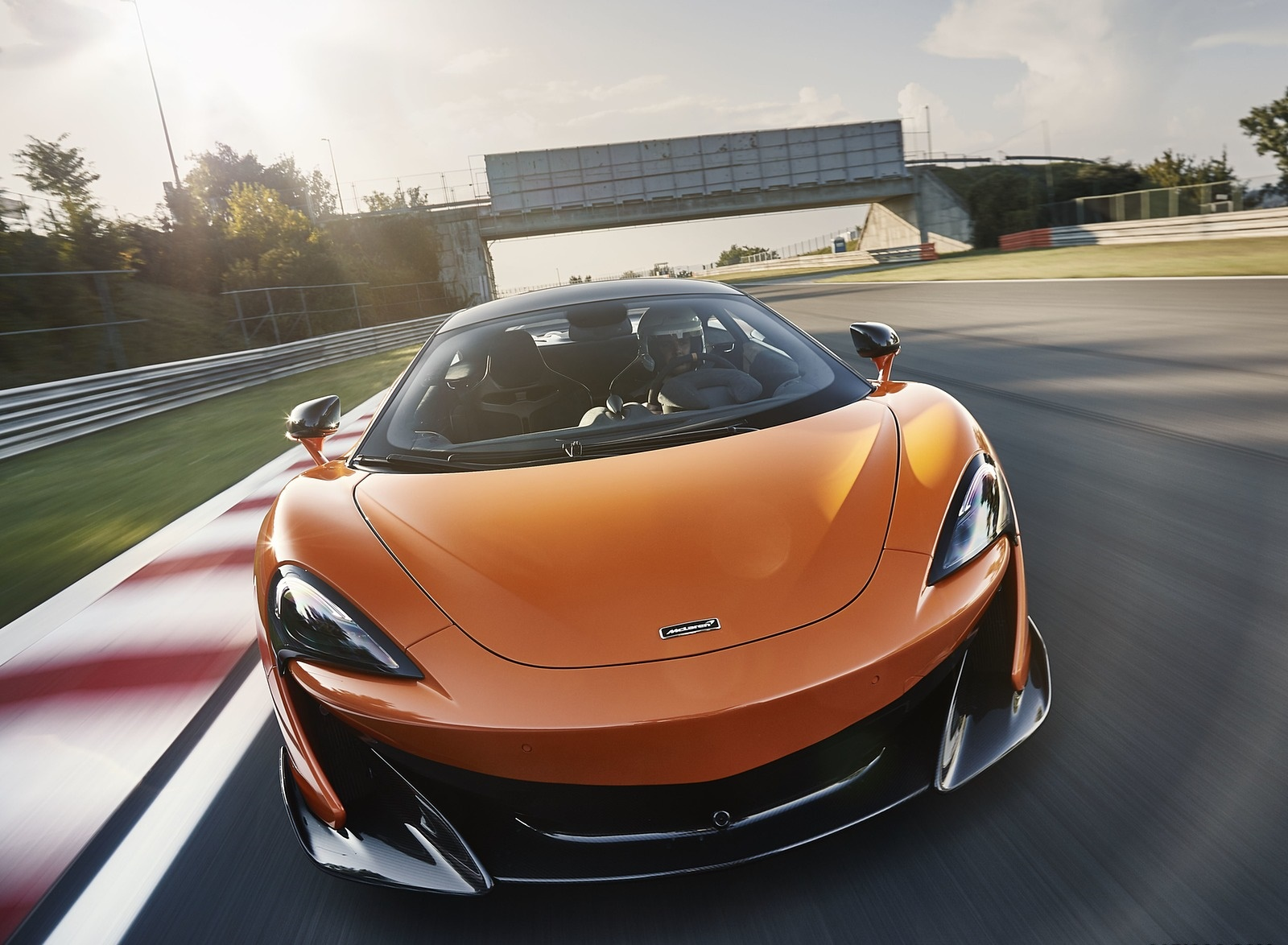 2019 McLaren 600LT Coupé Front Wallpapers (13)