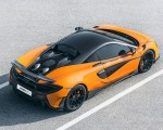2019 McLaren 600LT Coupé Rear Three-Quarter Wallpapers 150x120 (11)