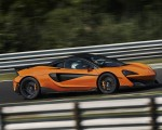 2019 McLaren 600LT Coupé Side Wallpapers 150x120 (8)