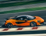 2019 McLaren 600LT Coupé Side Wallpapers 150x120 (5)