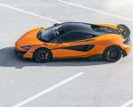 2019 McLaren 600LT Coupé Side Wallpapers 150x120 (4)