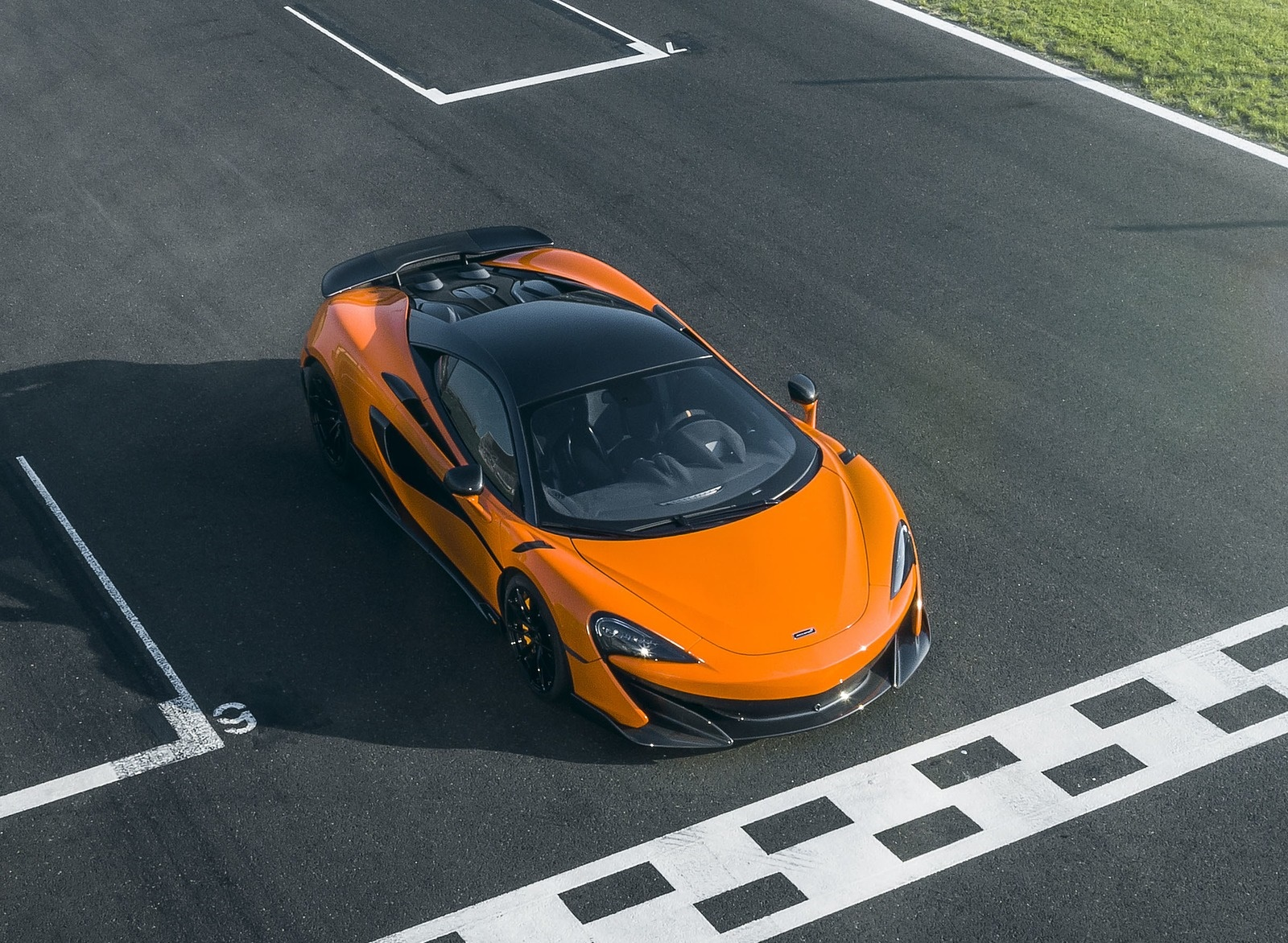 2019 McLaren 600LT Coupé Top Wallpapers (3)