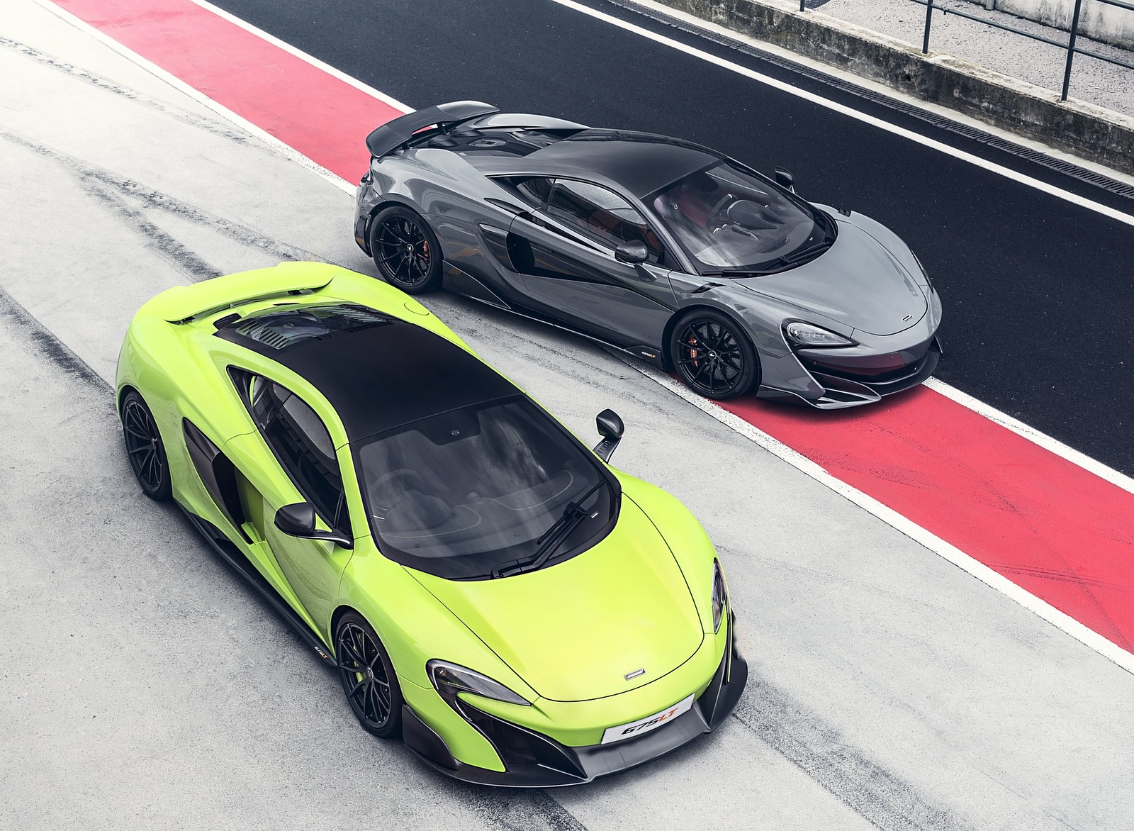 2019 McLaren 600LT Coupé Wallpapers (1)