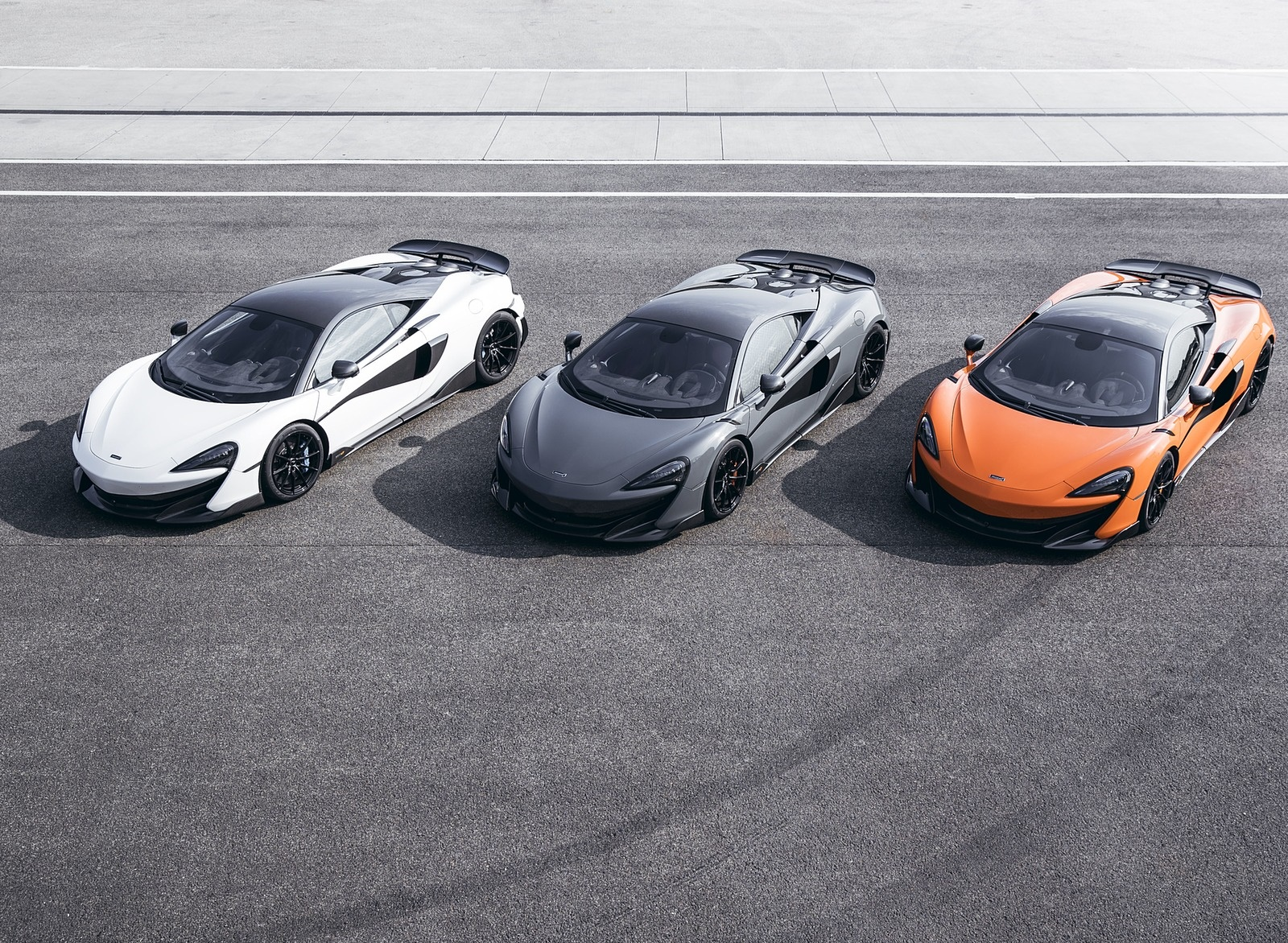 2019 McLaren 600LT Coupé Wallpapers (2)
