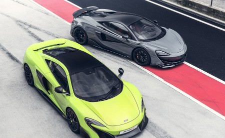 2019 McLaren 600LT Coupé Wallpapers