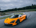 2019 McLaren 720S Track Pack Front Three-Quarter Wallpaper 150x120 (2)