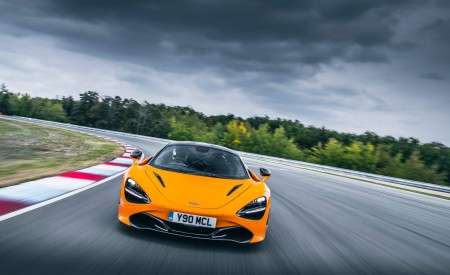 2019 McLaren 720S Track Pack Wallpapers HD