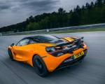 2019 McLaren 720S Track Pack Rear Three-Quarter Wallpaper 150x120 (4)
