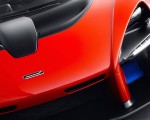 2019 McLaren Senna (Color: Delta Red) Front Bumper Wallpapers 150x120 (38)