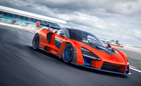 2019 McLaren Senna Wallpapers & HD Images